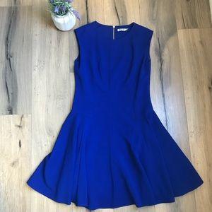 Eliza J Blue Sleeveless Dress Size 8